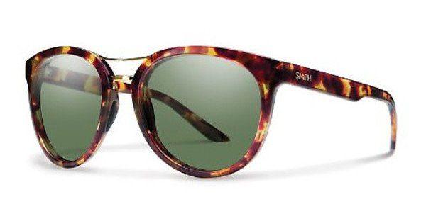 Smith Damen Sonnenbrille » BRIDGETOWN«, schwarz, D28/L5 - schwarz/ grün