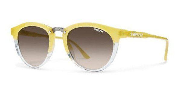 Smith Sonnenbrille » QUESTA«, gelb, WK5/52 - gelb/braun