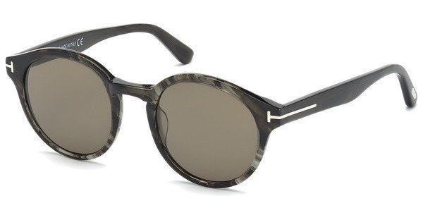 Tom Ford Sonnenbrille »Lucho FT0400« in 20B - grau/grau