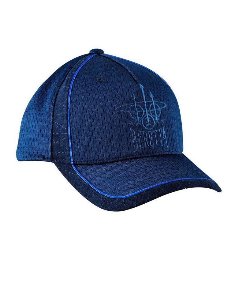 Beretta Cap Team Beretta in Blau