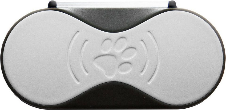 Cat Sound Activity Tracker »Carl Pet - Tiertracker (für Hunde & Katzen)« in Grau-Weiß