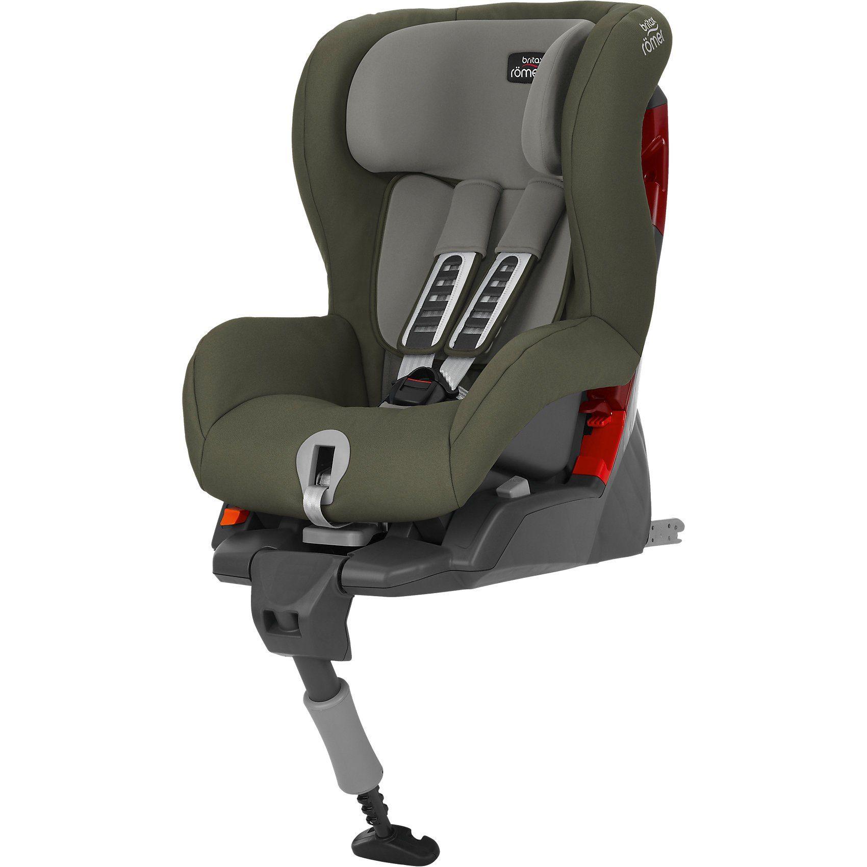 Britax Römer Auto-Kindersitz Safefix Plus, Olive Green, 2017