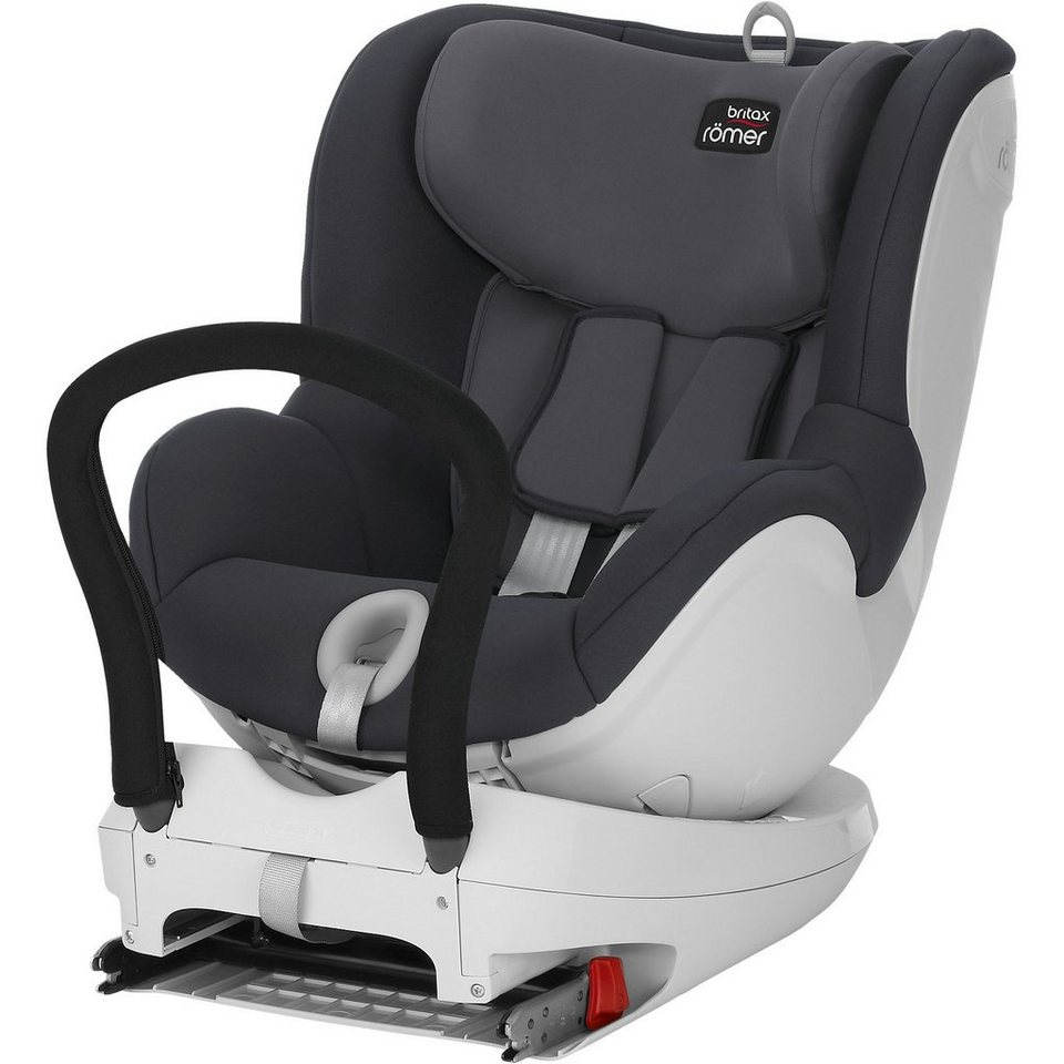 britax r mer auto kindersitz dualfix storm grey 2019. Black Bedroom Furniture Sets. Home Design Ideas