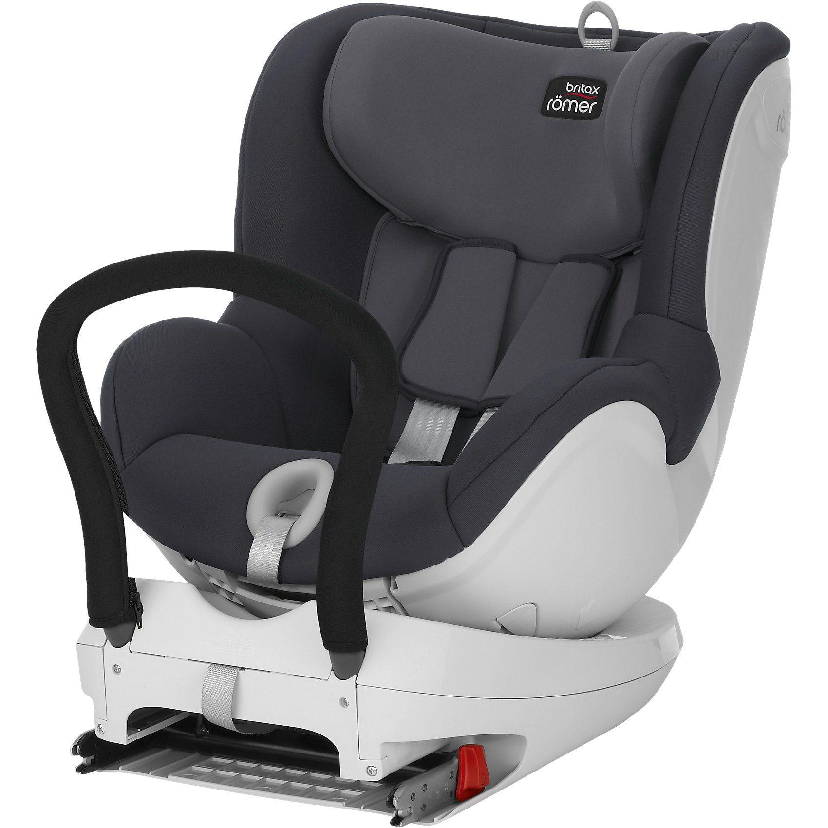 Britax Römer Auto-Kindersitz Dualfix, Storm Grey, 2017