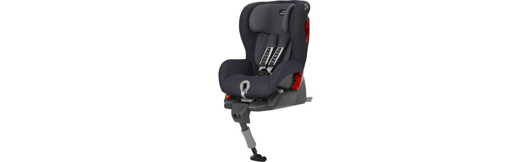Britax Römer Auto-Kindersitz Safefix Plus, Storm Grey, 2017