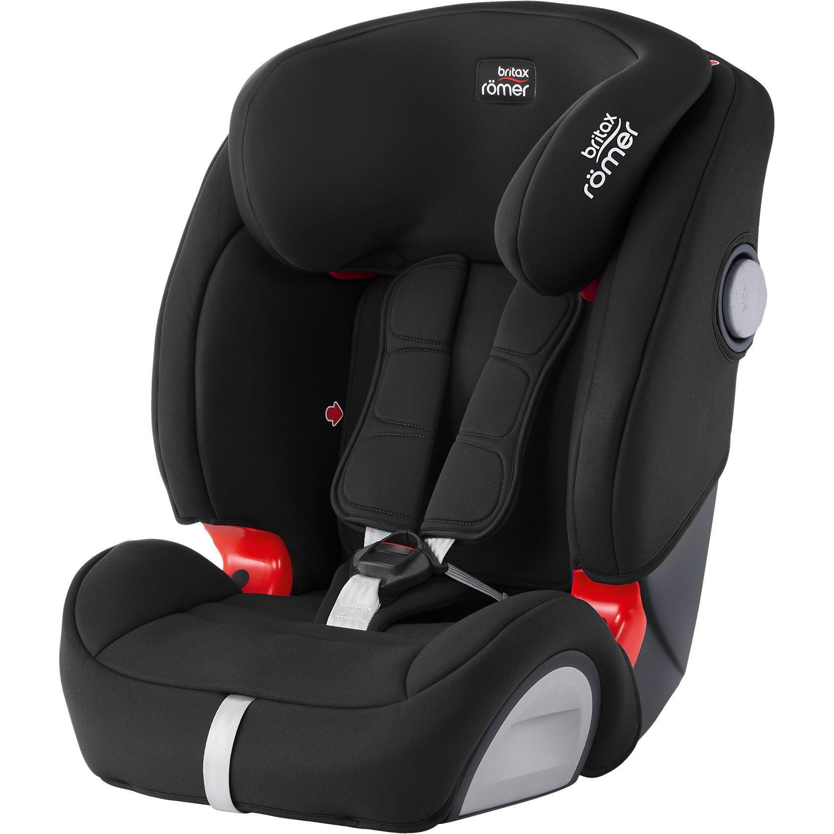 Britax Römer Auto-Kindersitz Evolva 1-2-3 SL SICT, Cosmos Black, 2018