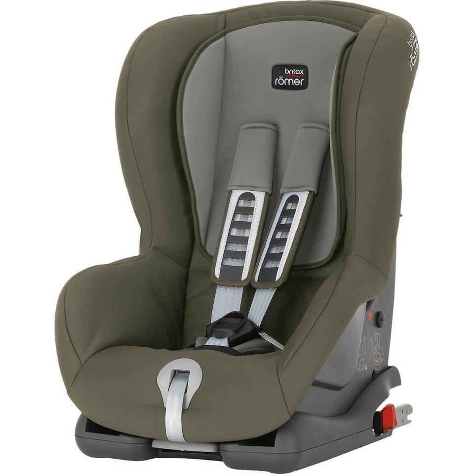 Britax Römer Auto-Kindersitz Duo Plus, Olive Green, 2017 in grün