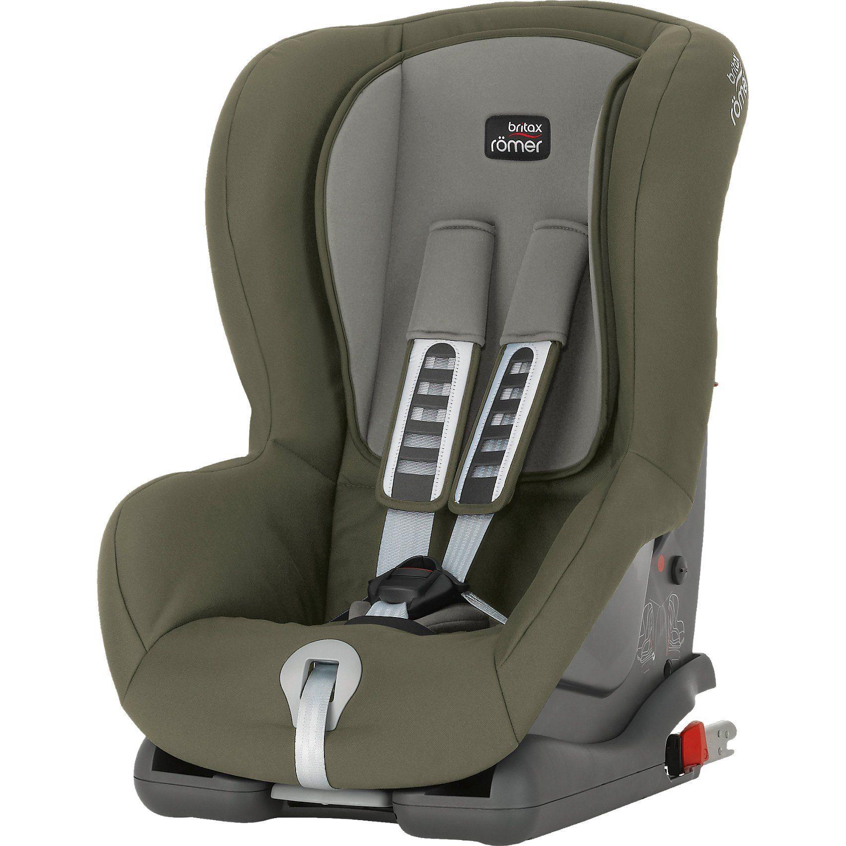 Britax Römer Auto-Kindersitz Duo Plus, Olive Green, 2017