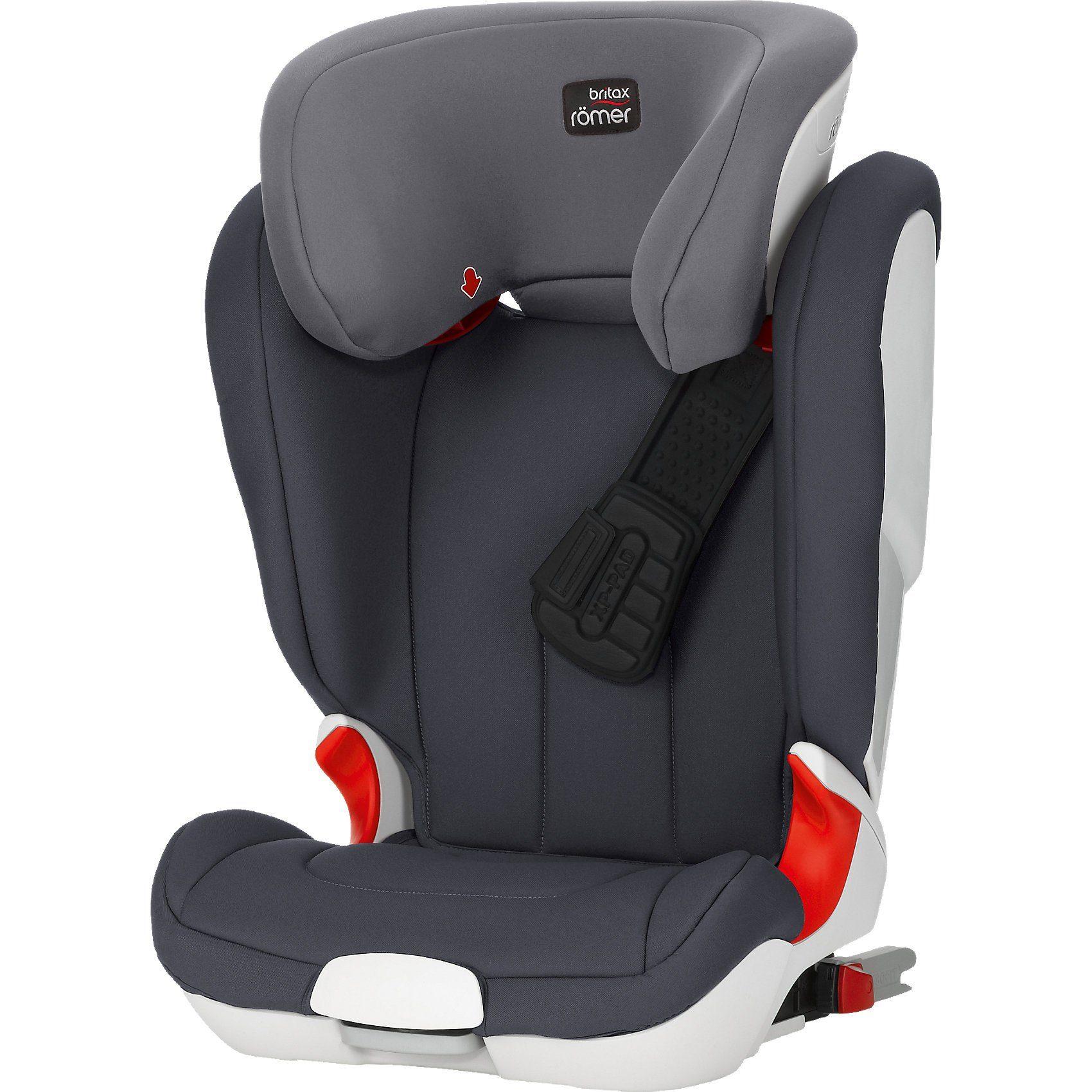 BRITAX RÖMER Auto-Kindersitz Kidfix XP, Storm Grey, 2018