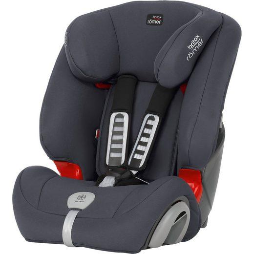 BRITAX RÖMER Auto-Kindersitz Evolva 1-2-3 Plus, Storm Grey