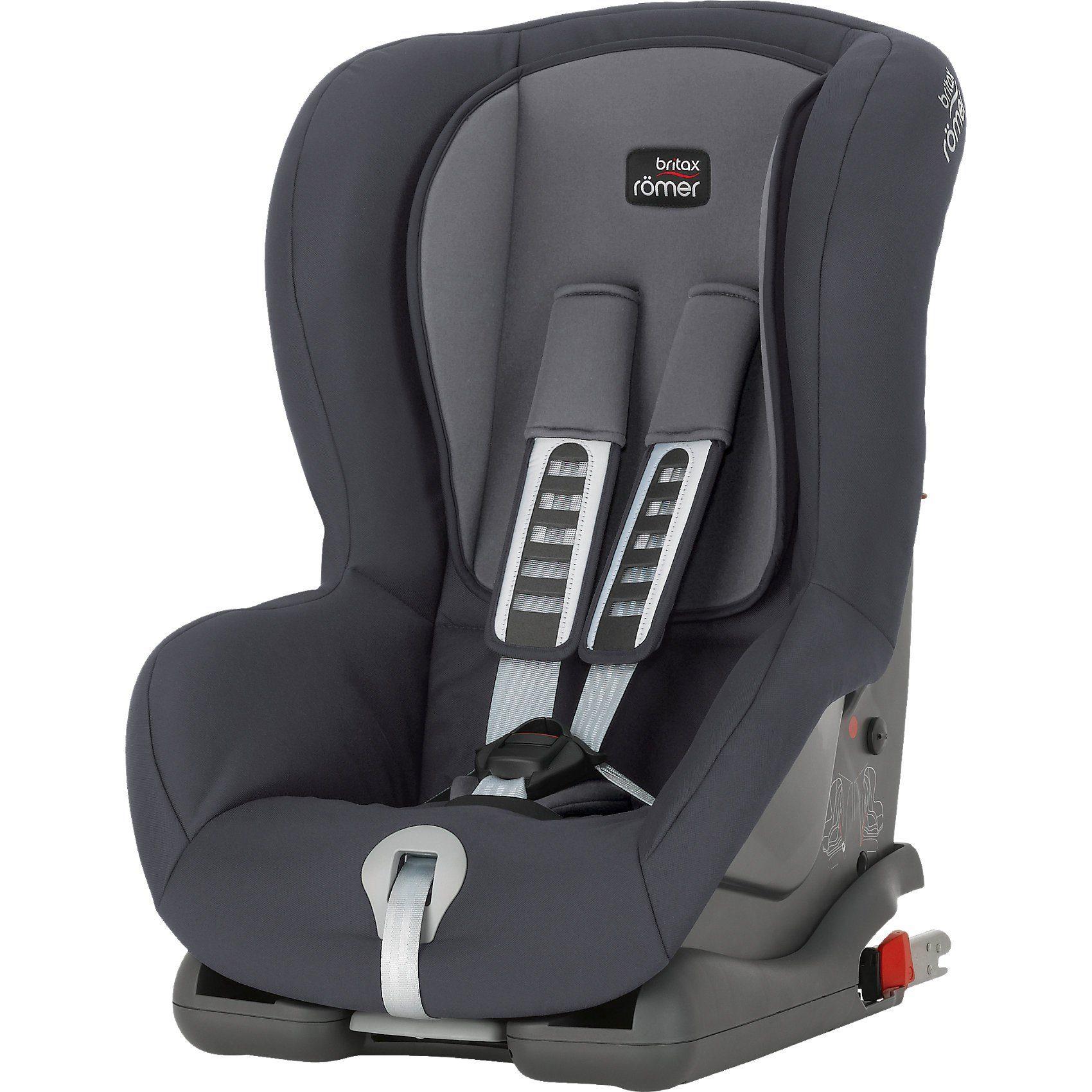 Britax Römer Auto-Kindersitz Duo Plus, Storm Grey, 2017