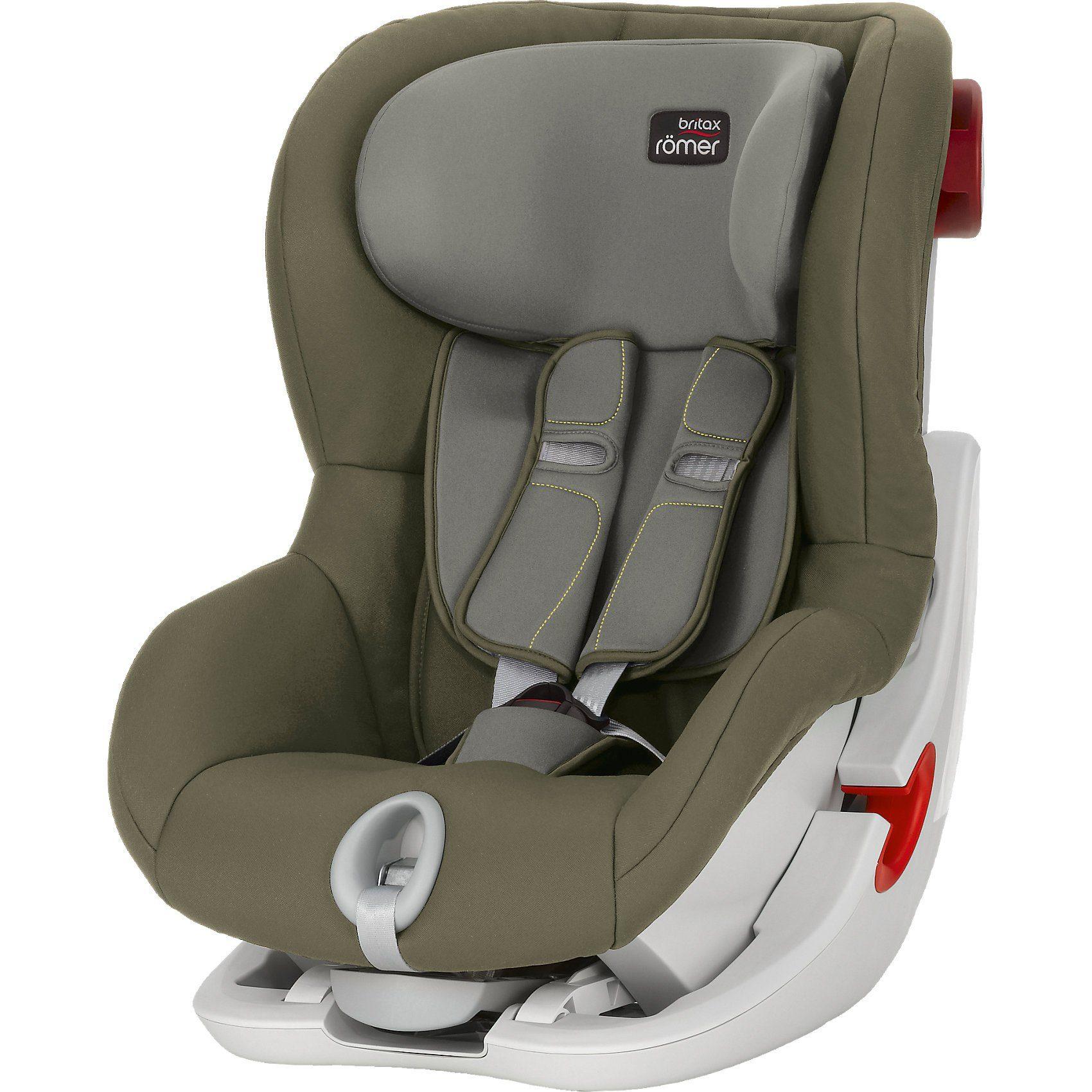 Britax Römer Auto-Kindersitz King II, Olive Green, 2017