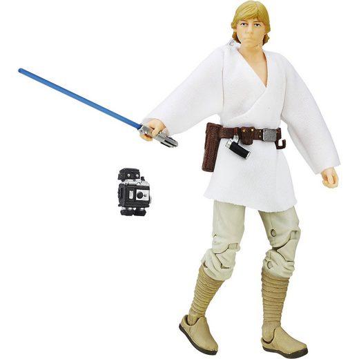 Hasbro Star Wars E4 The Black Series 15 cm Figur: Luke Skywalker