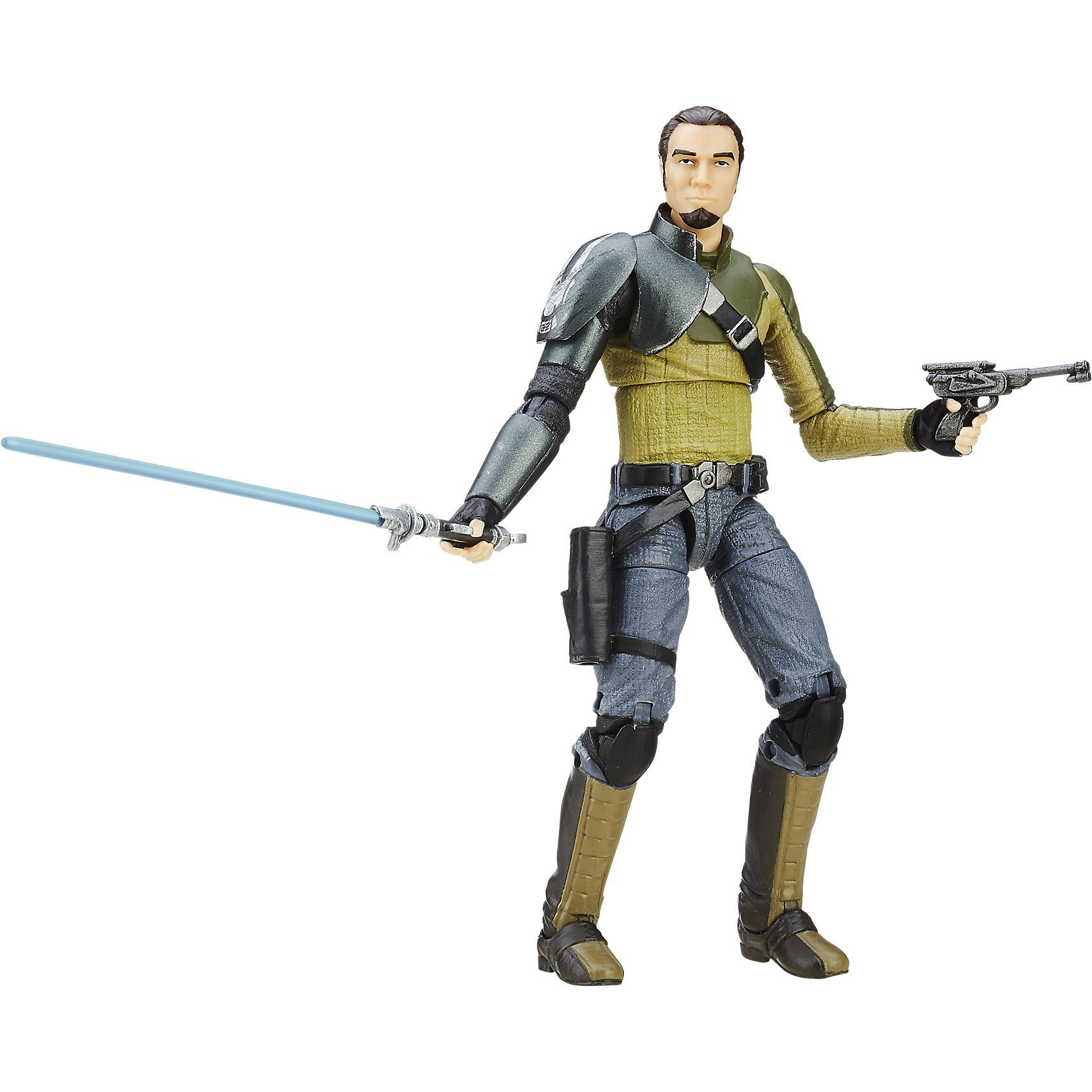 Hasbro Star Wars Rebels The Black Series 15 cm Figur: Kanan Jarrus