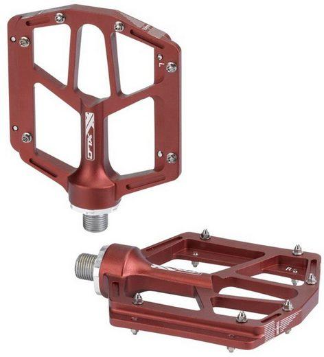 XLC Fahrradpedale »XLC Plattformpedal Colour Edition PD-M14«