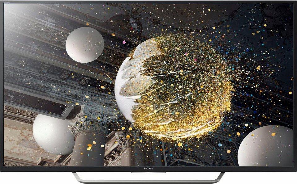 Sony KD-55XD7005, LED Fernseher, 139 cm (55 Zoll), 2160p (4K Ultra HD), HDR, Smart-TV in schwarz