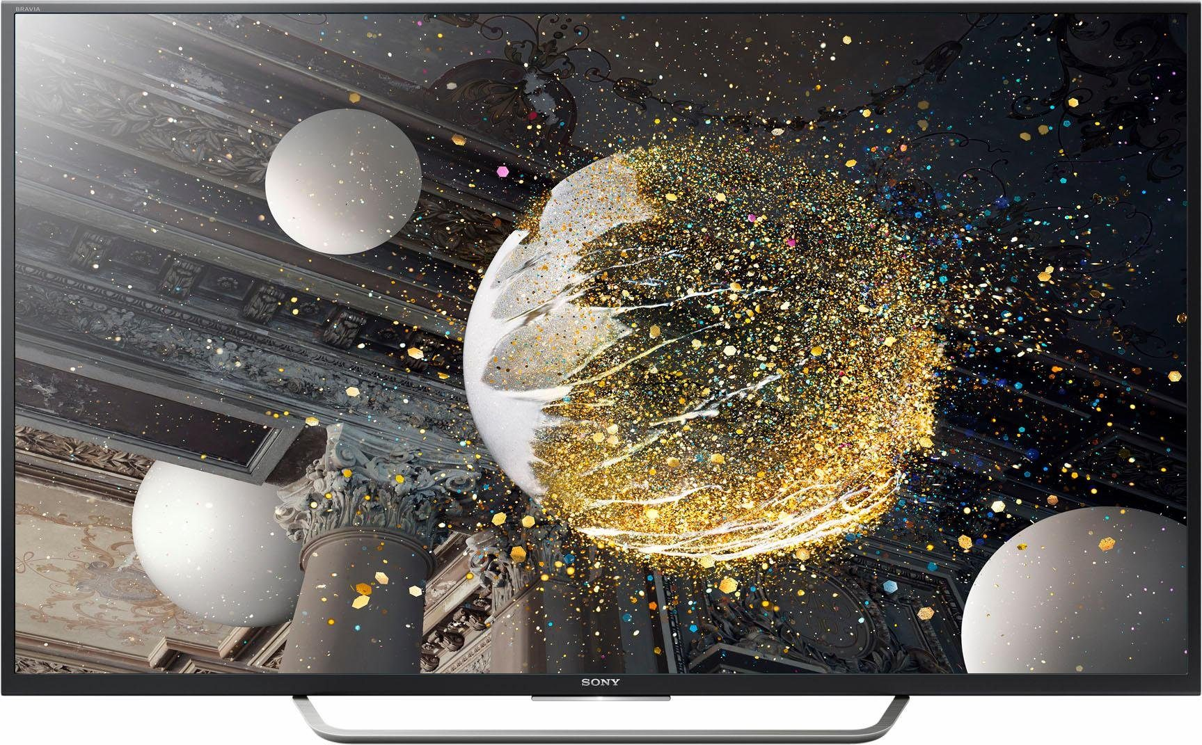 Sony KD-55XD7005, LED Fernseher, 139 cm (55 Zoll), 2160p (4K Ultra HD), HDR, Smart-TV