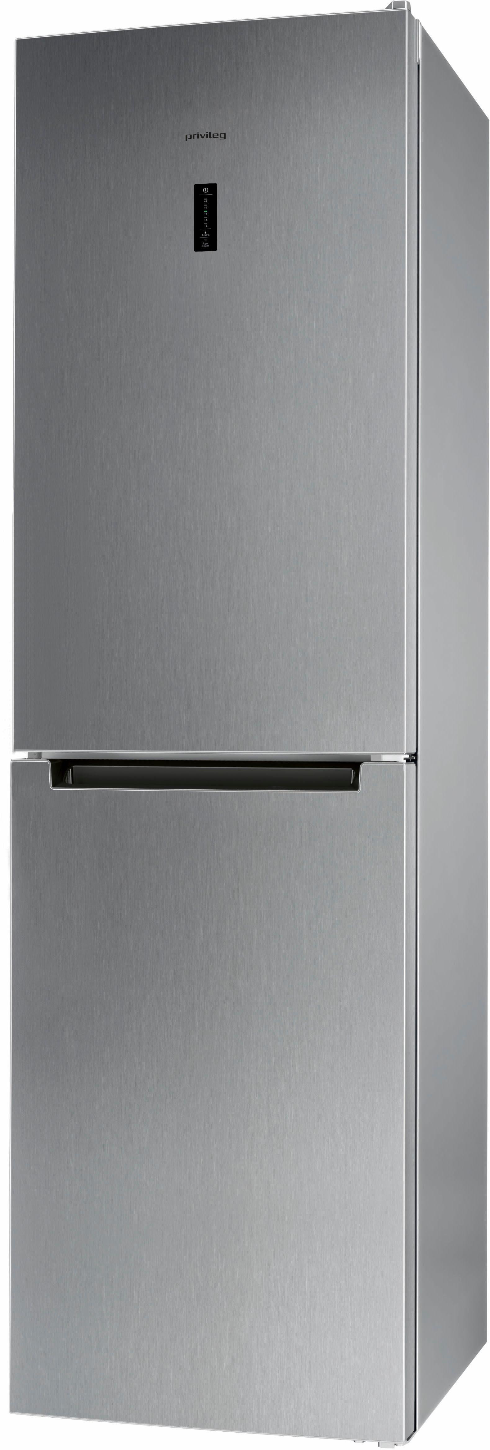 Privileg Kühl-Gefrierkombination PRBN 396S A++, 201 cm hoch