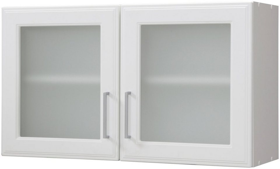 Held Möbel Küchenhängeschrank »Stockholm, Breite 100 cm«, in weiß