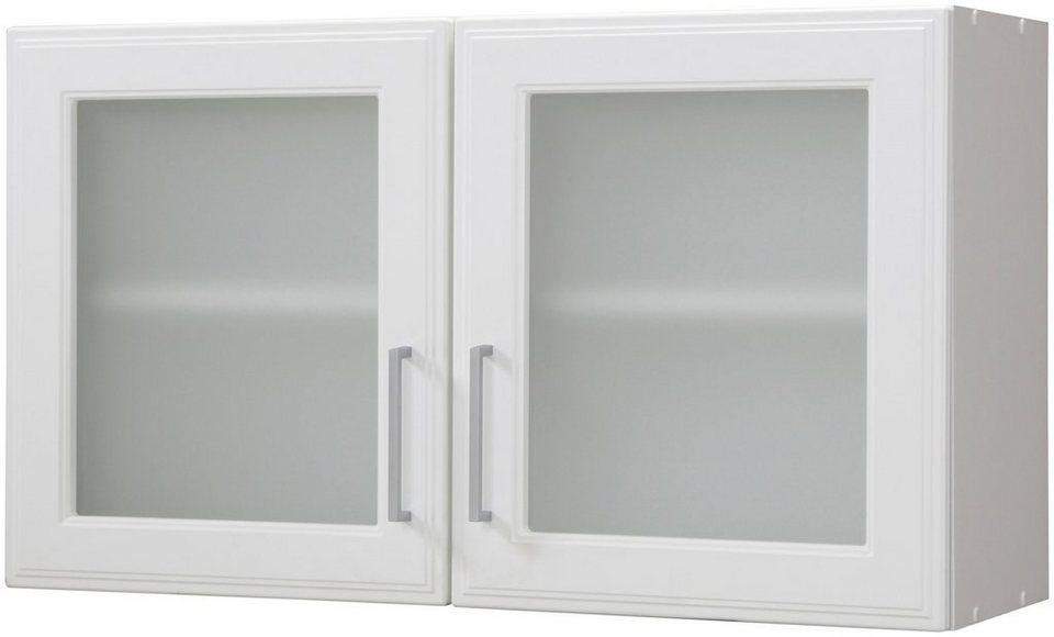 Küchenhängeschrank »Stockholm, Breite 100 cm«, in weiß