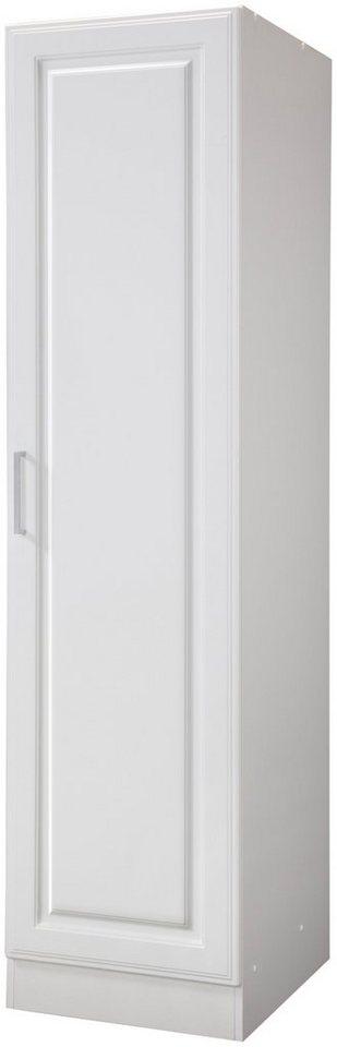 Held Möbel Vorratsschrank »Stockholm, Höhe 200 cm« in weiß