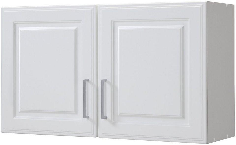 Küchenhängeschrank »Stockholm, Breite 100 cm« in weiß