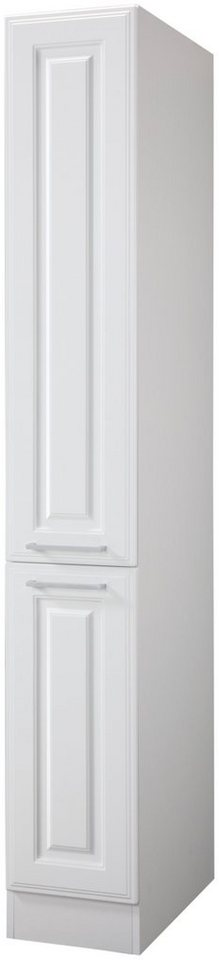 Held Möbel Apothekerschrank »Stockholm, Höhe 200 cm« in weiß