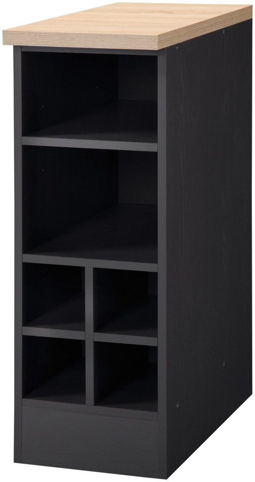 held m bel flaschenregal stockholm breite 30 cm otto. Black Bedroom Furniture Sets. Home Design Ideas