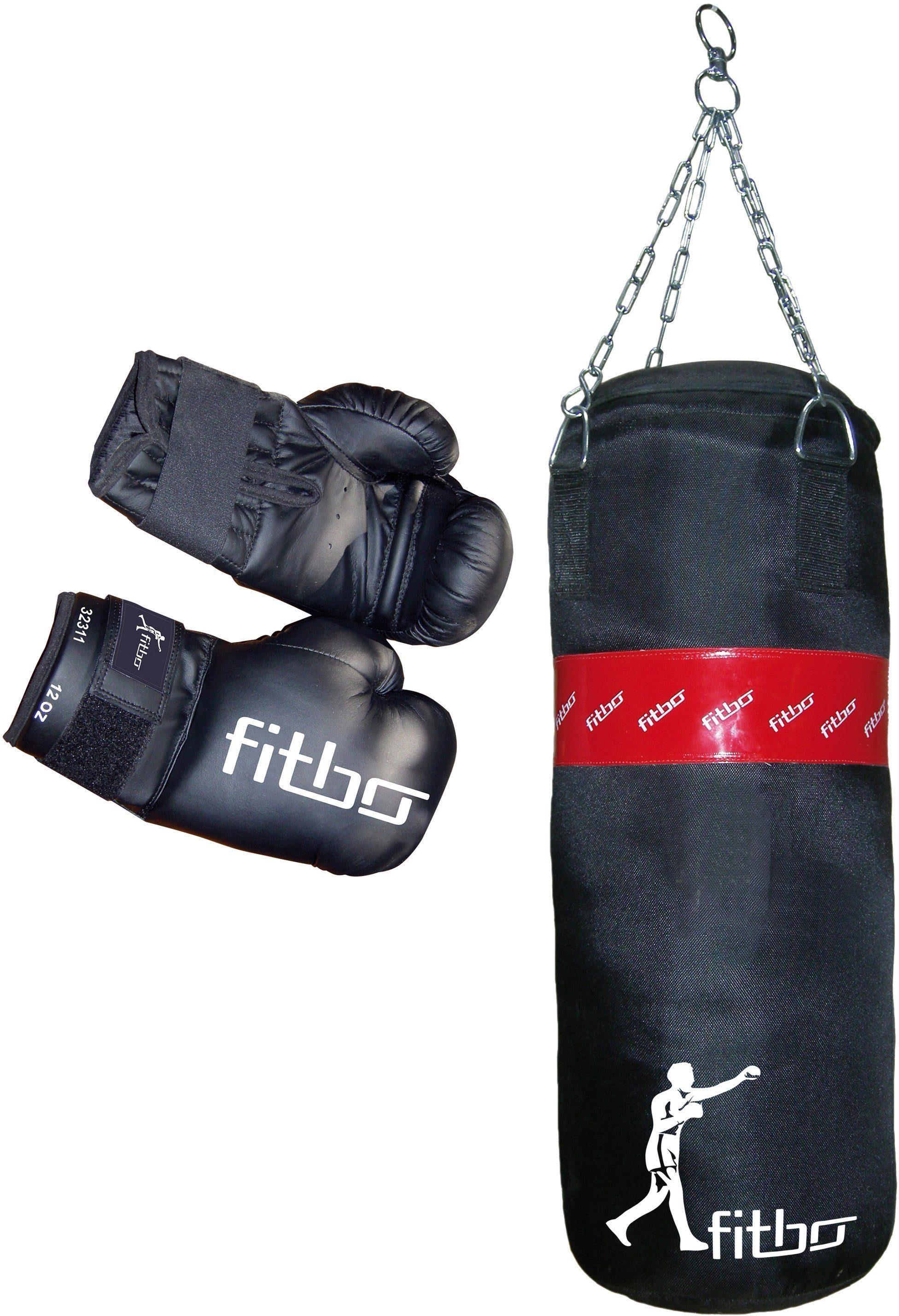 RBSports Set 2tlg. Boxsack und Boxhandschuhe, »Large II«