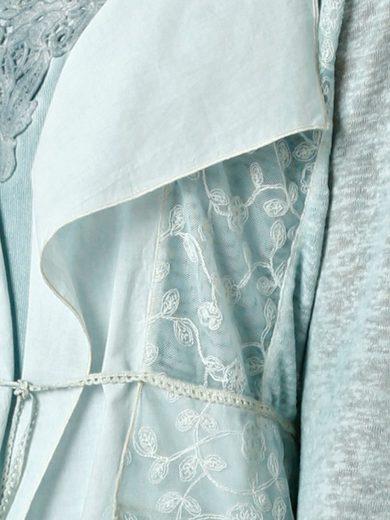 LINEA TESINI by Heine Shirt-Zweiteiler mit Top