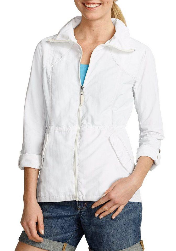 Eddie Bauer Travex® Jacke in Weiß