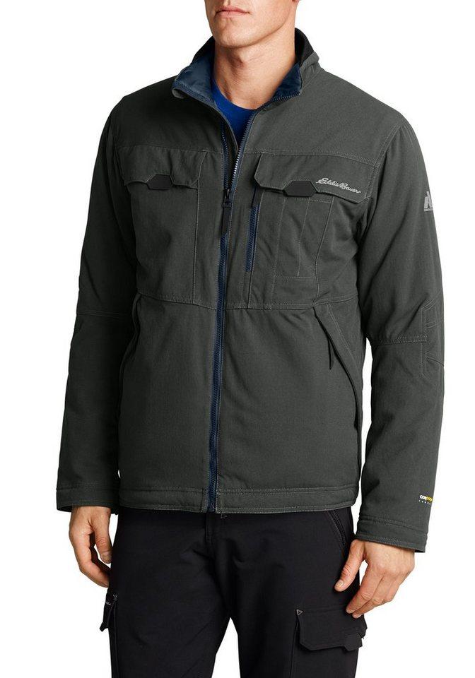 Eddie Bauer First Ascent® Jacke in Grau