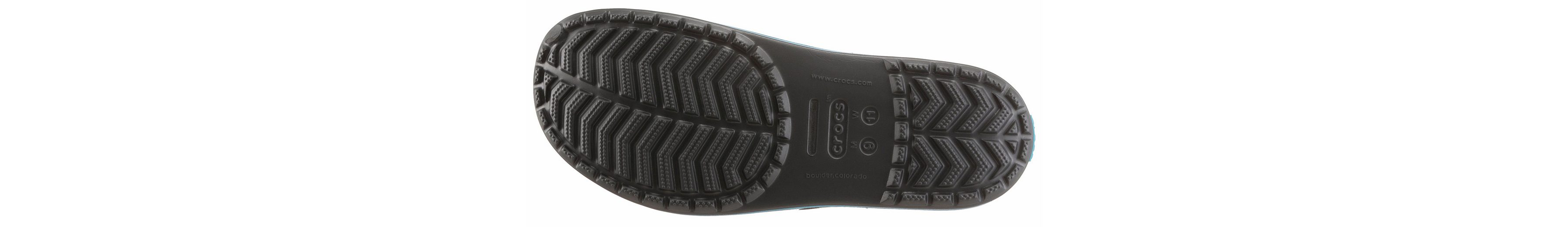 Crocs Pantolette, mit Logo-Applikation