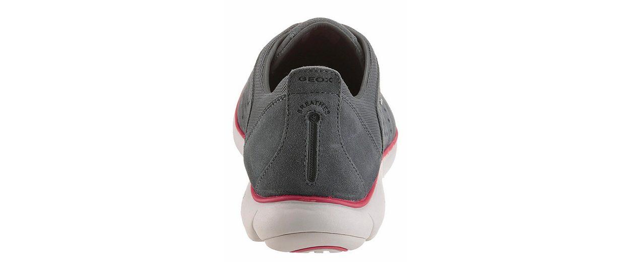 Geox U Nebula Sneaker, mit herausnehmbarer und gepolsterter Lederinnensohle