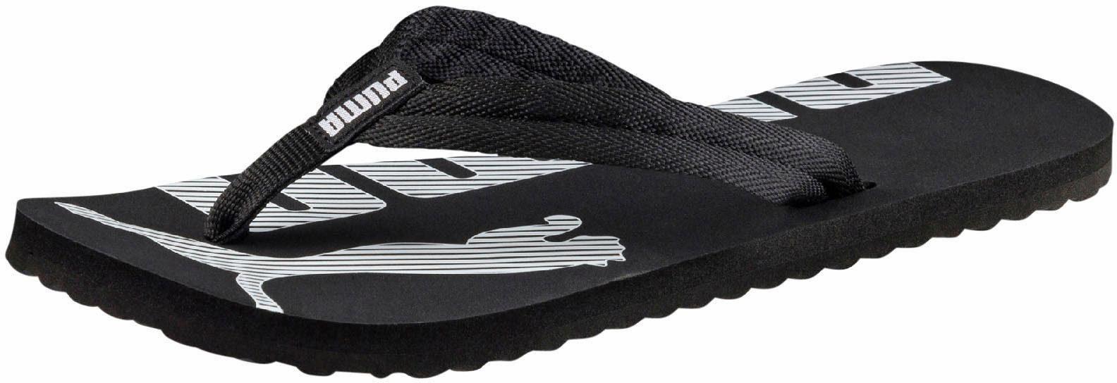 PUMA »Epic Flip v2« Zehentrenner, Bedrucktes Fußbett für den besonderen Look online kaufen | OTTO