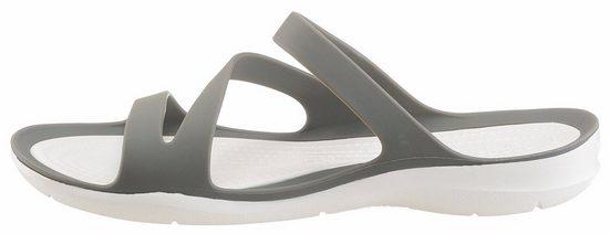 Crocs Baden Pantolette »swiftwater Sandal« Zum rYUrgqx
