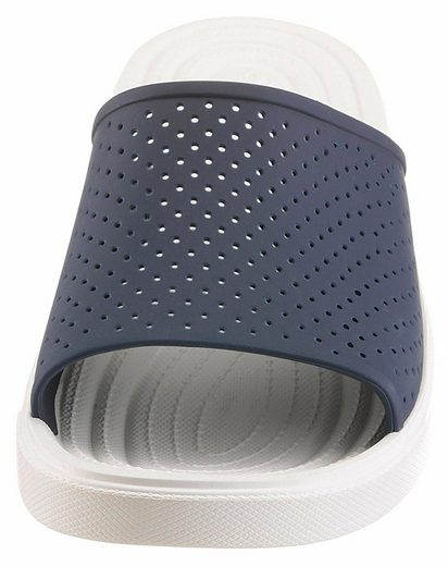 Crocs Pantolette, mit Perforation
