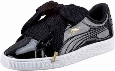 puma schwarz damen sneaker