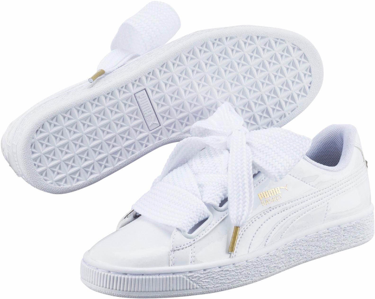 PUMA »Basket Heart Patent« Sneaker, Modischer Sneaker von Puma online kaufen | OTTO