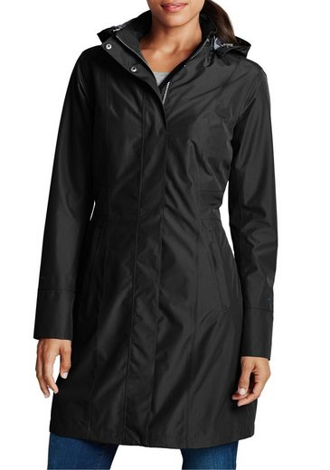 Eddie Bauer Girl on the go Trenchcoat