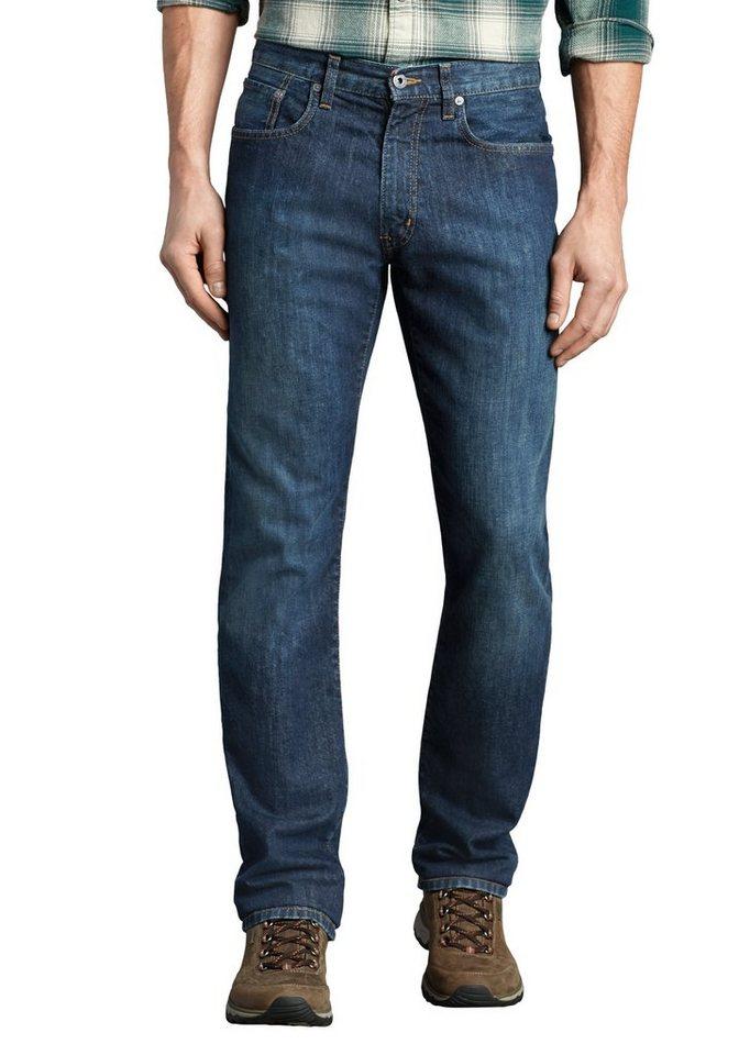 Eddie Bauer Slim Fit Jeans mit Stretch in Riverrock