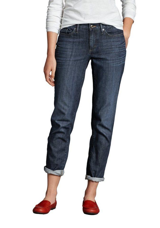Eddie Bauer Boyfriend Slim Jeans in Heritage Wash