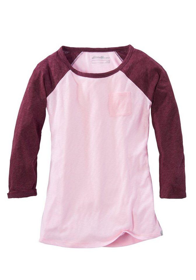 Eddie Bauer Shirt in Rosé