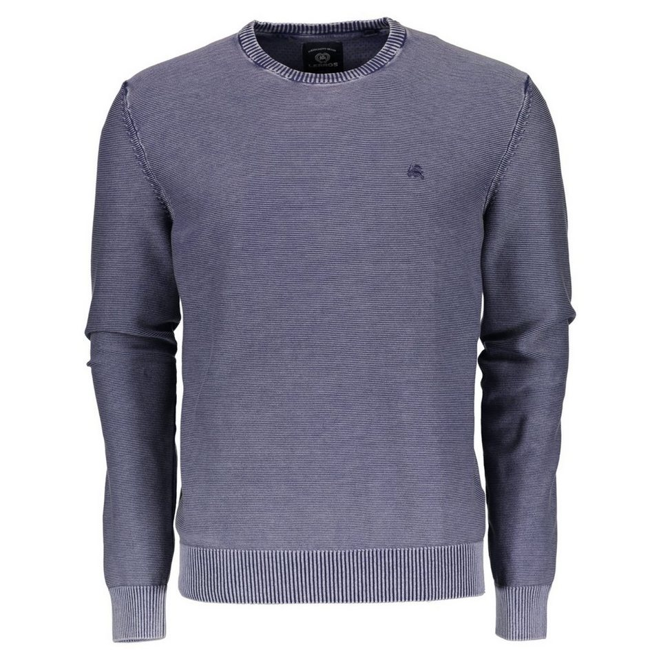 LERROS Crewneck Sweater in DENIM BLUE
