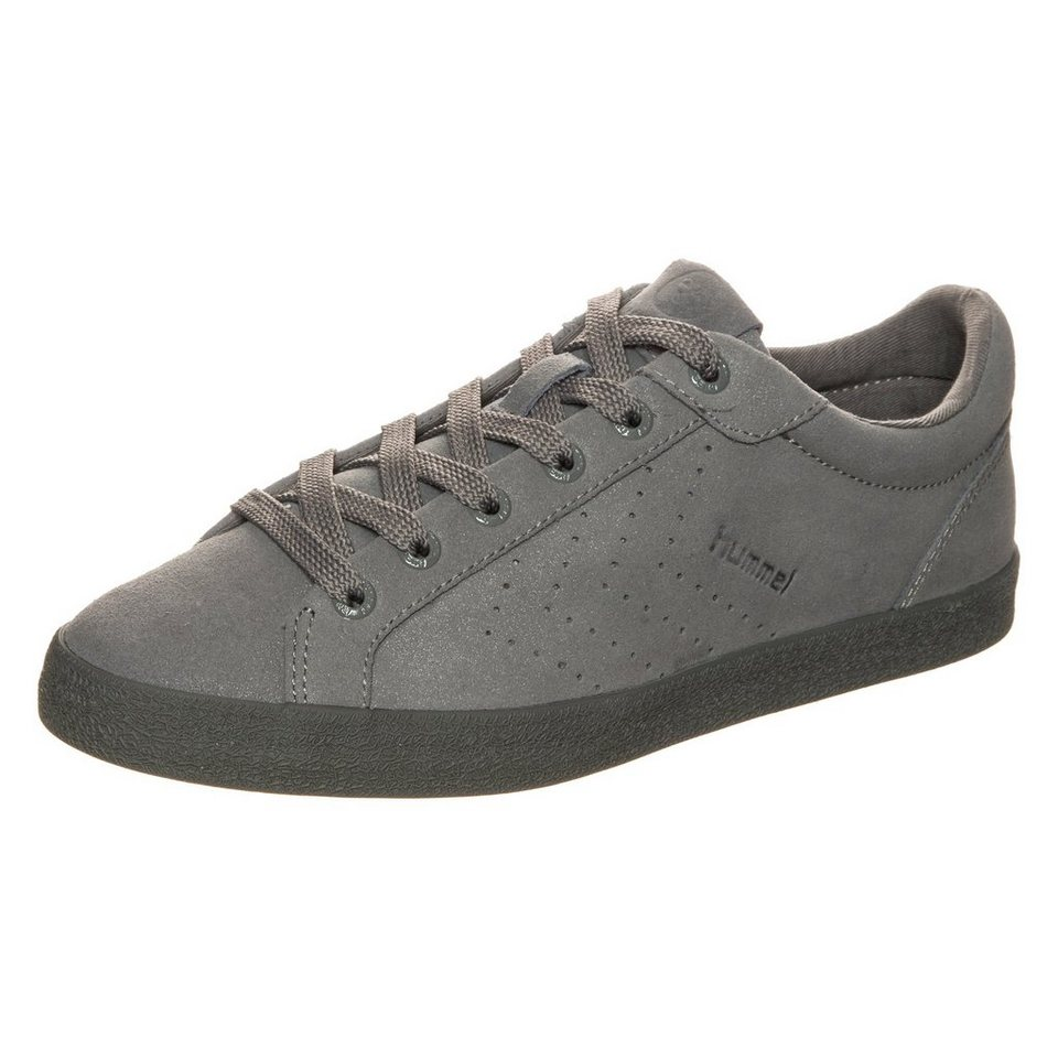HUMMEL TEAMSPORT Deuce Court Low Sneaker Damen in grau