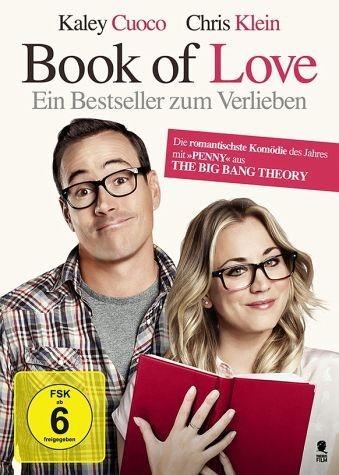 DVD »Book of Love - Ein Bestseller zum Verlieben«
