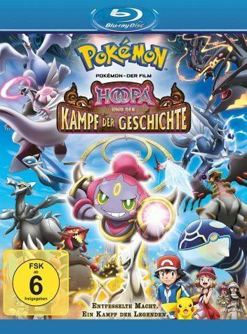 Blu-ray »Pokemon der Film: Hoopa und der Kampf der...«