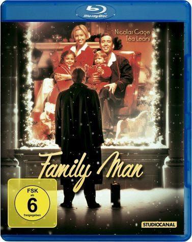 Blu-ray »Family Man (Digital Remastered)«
