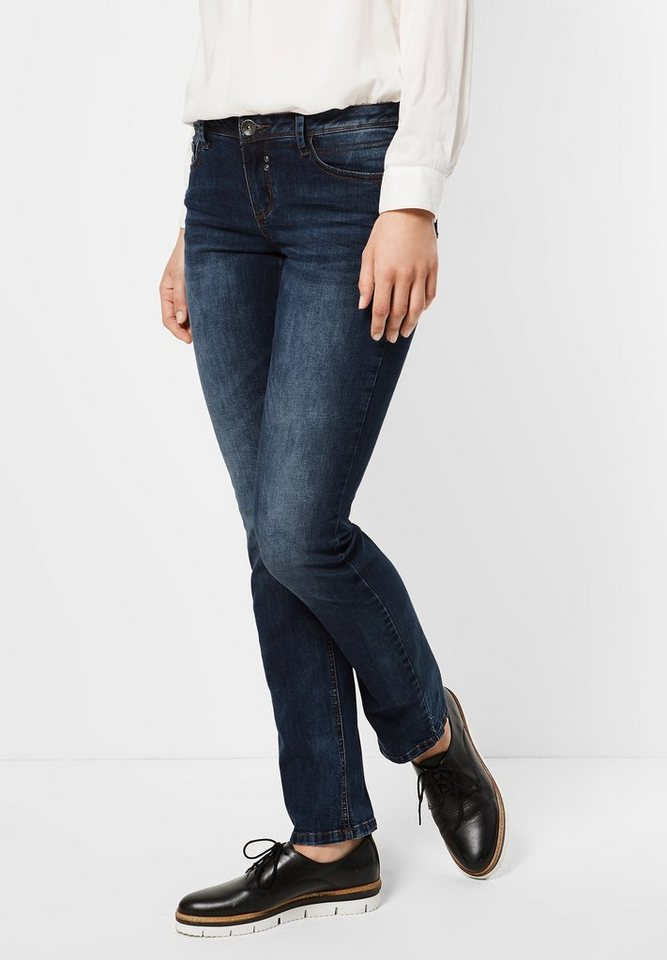 Street One Basic Casual Denim Georgia in blue wash random ble