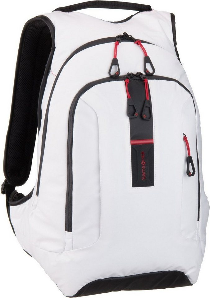 Samsonite Paradiver Light Laptop Backpack L+ in White